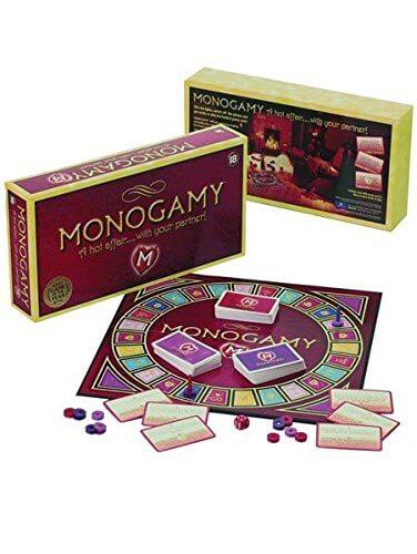 Monogamy, regalo erotico san valentín