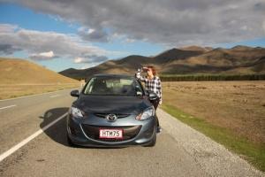 Viaje a Nueva Zelanda: Lake Tekapo