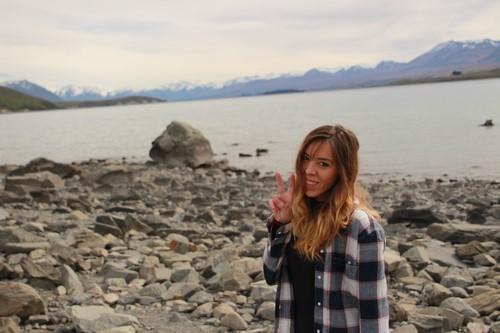 Viaje de novios Nueva Zelanda, lake tekapo
