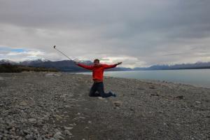 Lago Pukaki Viaje a Nueva Zelanda (1)