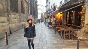 Viaje a Paris, callejeando por Paris