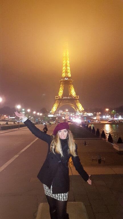 París, inicio de nuestra ruta