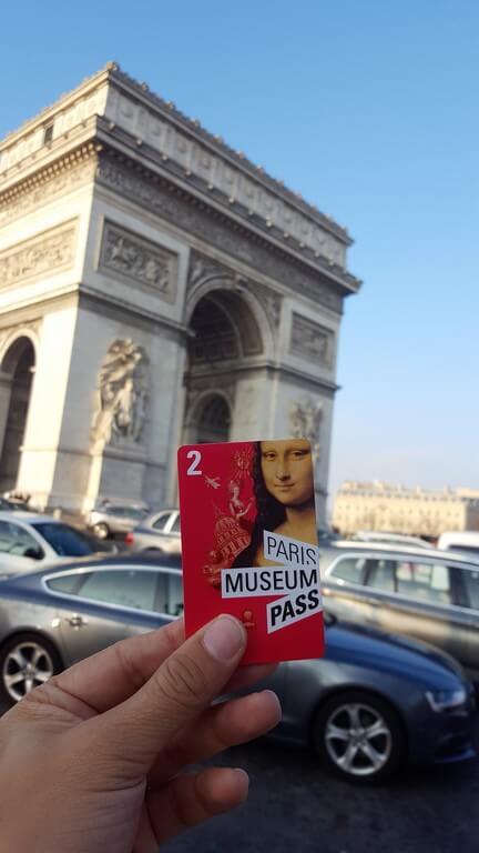 Viaje a Paris, paris museum pass