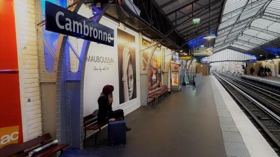 Estación de Cambronne