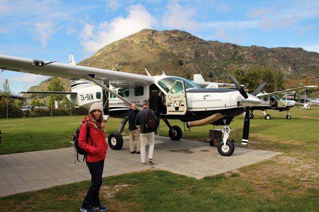 Viaje a Nueva Zelanda: Milford Sound con AirMilford