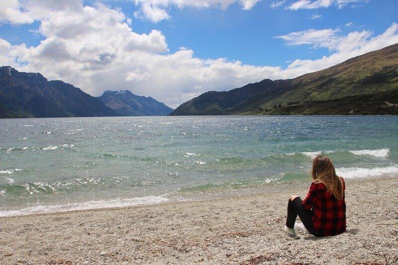 Viajar a Nueva Zelanda Te Anau
