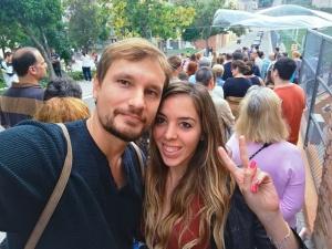 Dani y Judit 1 de octubre