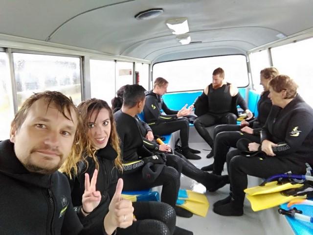 Seal Swim Kaikoura: nadando con focas Nueva Zelanda