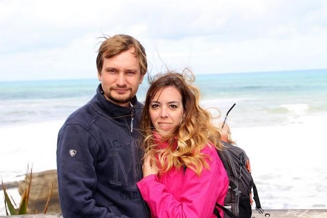 Luna de miel Nueva Zelanda: judit y Dani