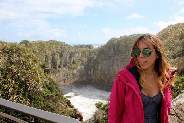 Luna de miel Nueva Zelanda: viajando en coche Judit