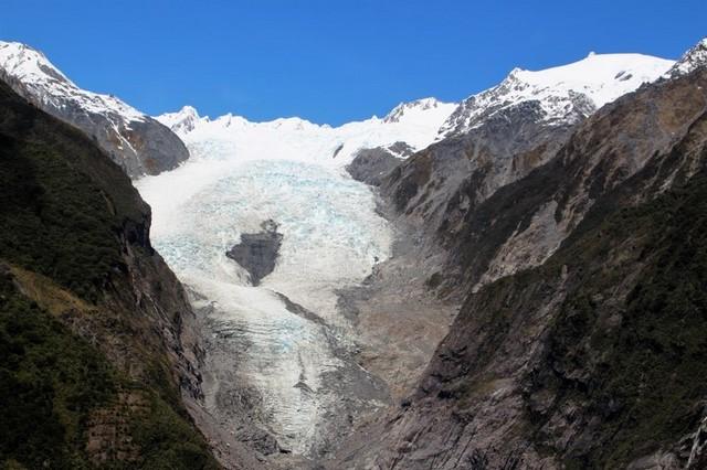 Que ver Franz Josef Glacier helicoptero