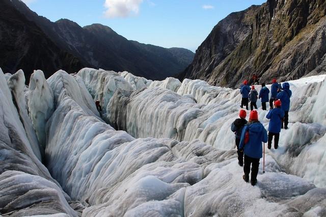 Que ver en Nueva Zelanda: Franz Josef glacier
