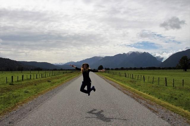 que ver en Franz Josef: mirador monte cook Nueva Zelanda