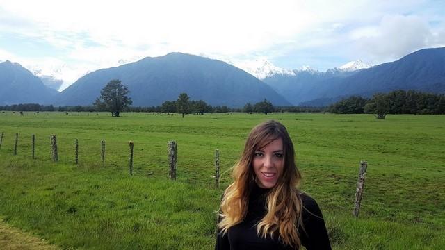 ¿Que hacer en Franz Josef? Monte Cook desde Mirador Nueva Zelanda