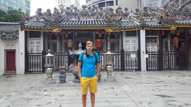 Singapur ChinaTown