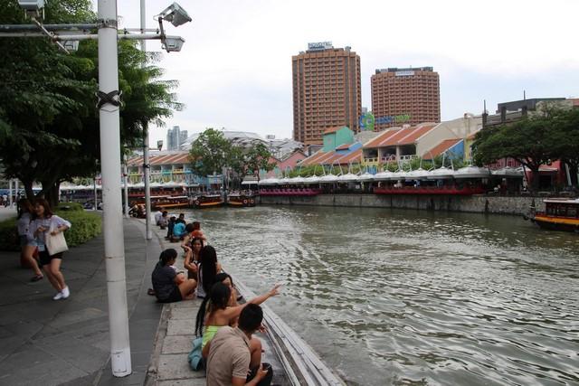 Que ver en Singapur Clarke Quay