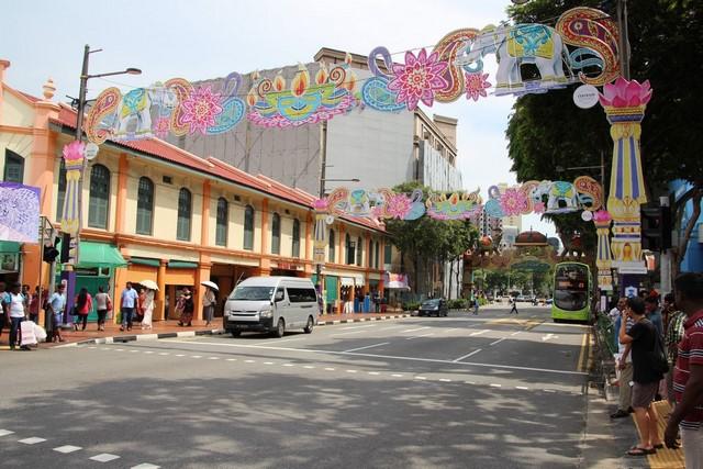 Que ver en Singapur Little India