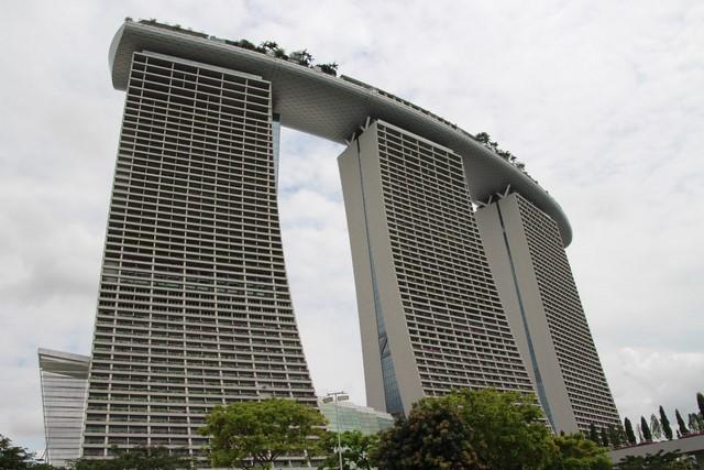 Que ver en Singapur Marina Bay Sands