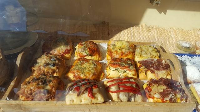 Tibidabo Barcelona: comer