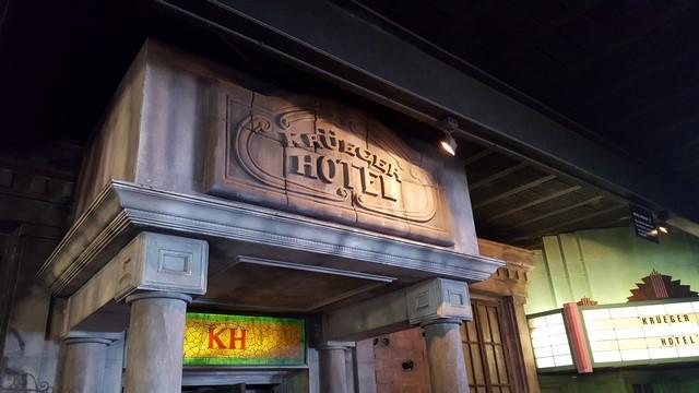 Tibidabo Barcelona: Hotel Krueger