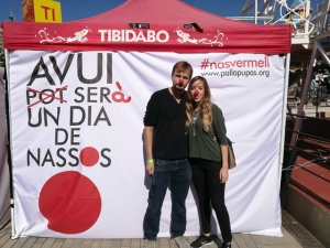 Tibidabo Barcelona: Dia de Nassos