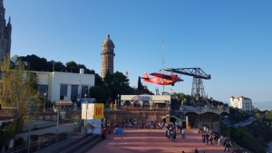 Tibidabo Barcelona nivel 6