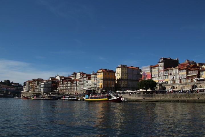 Qué ver en Oporto: crucero 6 puentes desde el Duero