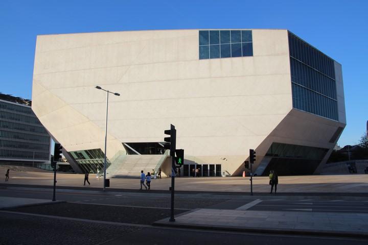 Qué ver en Oporto: Casa de la Música