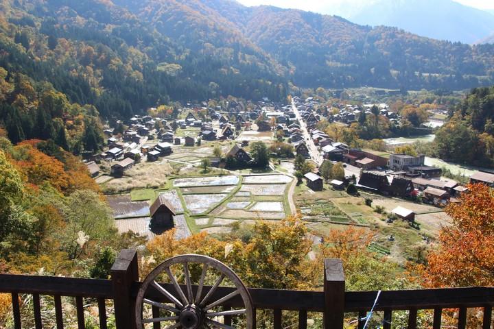Que ver en Japon: ruta Shirakawago