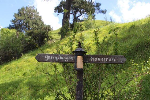 Green Dragon Hobbiton