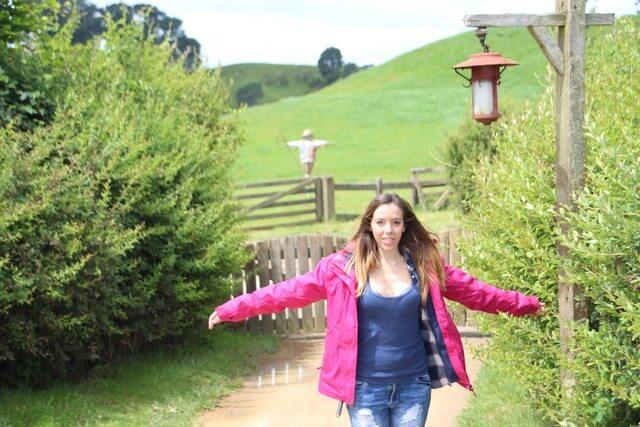 Viaje a Nueva Zelanda: Hobbiton Judit