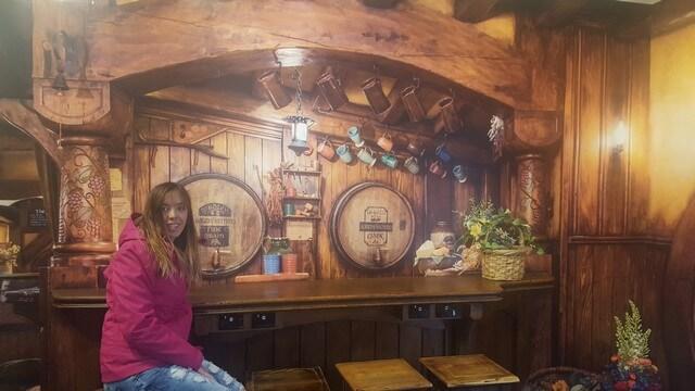 Rotorua: tienda oficial Hobbiton