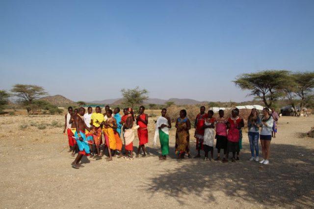 Safari Kenya: tribu Samburu