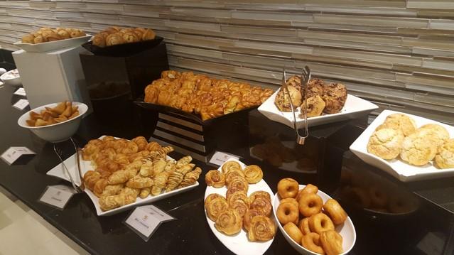 Desayuno Eka Hotel Nairobi