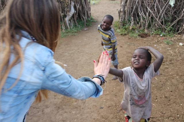Visita Tribu Masai en Masai Mara
