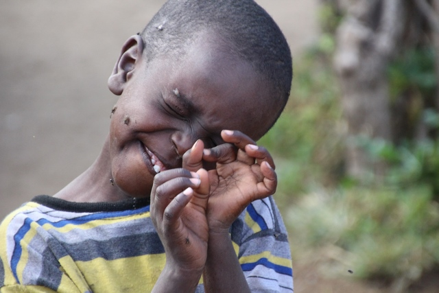 Tribu masai, te hago una fotografía