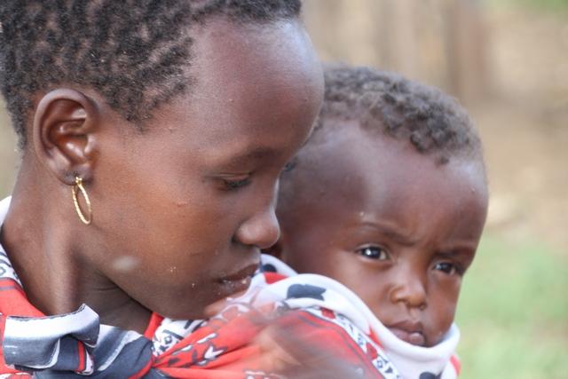 Tribu masai, gente