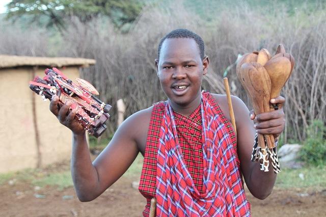Tribu Masai Souvenirs