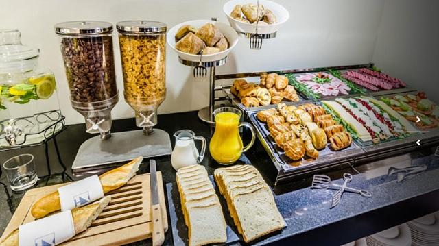 Planificar viaje desayuno
