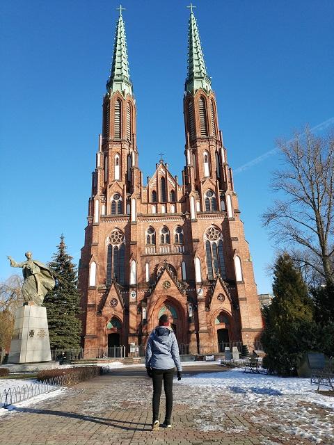 Iglesia de San Florian Varsovia