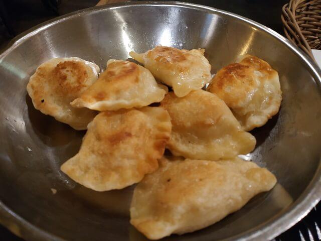 Dumplings en Varsovia