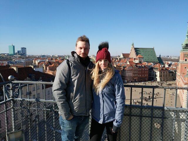 Mirador de Santa Ana Varsovia