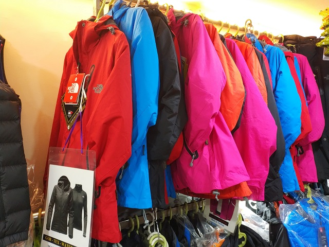 comprar north face en hanoi
