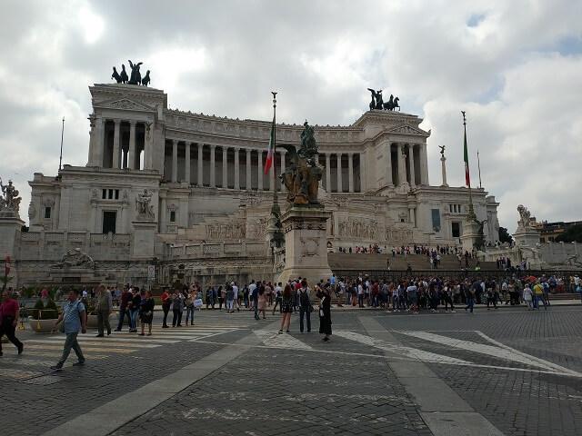 Monumento Emanuele II