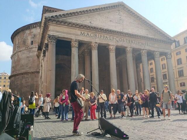 Roma en 3 días, Pantheon