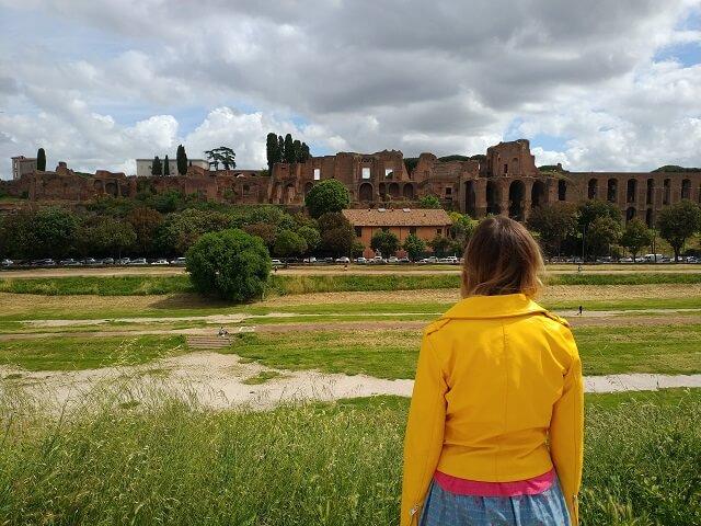 Roma en 3 días, Circo Máximo