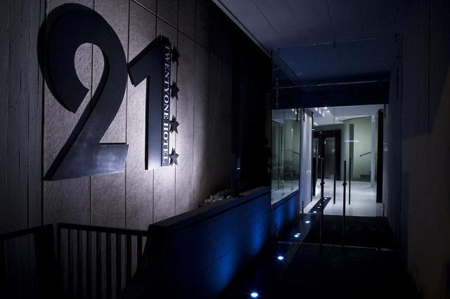 roma en 3 días, Twentyone Hotel Rome