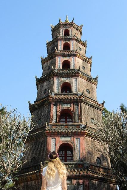 Pagoda Thien Mu en Hué