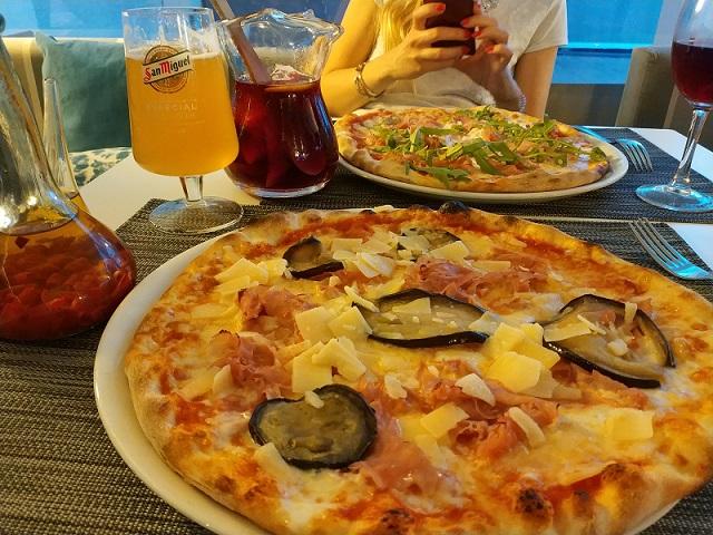 Pizzas Il Gelatone, Estartit