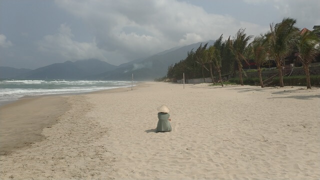 Parada Lang Co Beach, vietnam